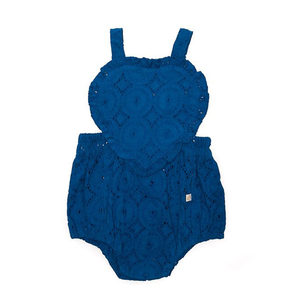 Alex & Ant Amore Playsuit - Cobalt
