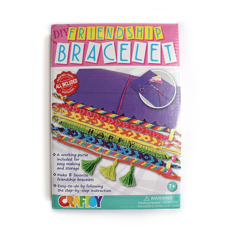 Friendship Bracelet - Craftoy