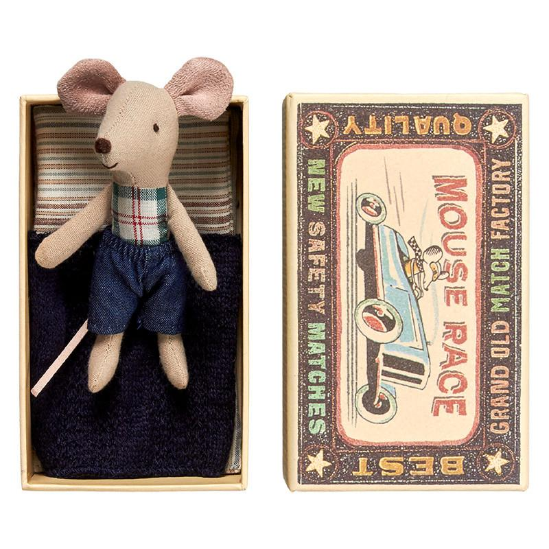 Maileg Mouse - Little Brother in Box