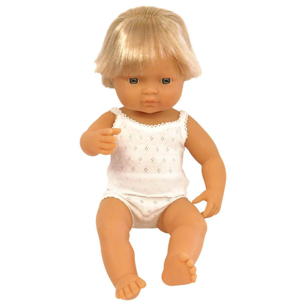 Miniland Anatomically Correct Doll - Large Caucasian Girl