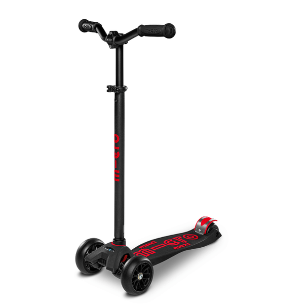 Micro Maxi Deluxe Pro Scooter - Black