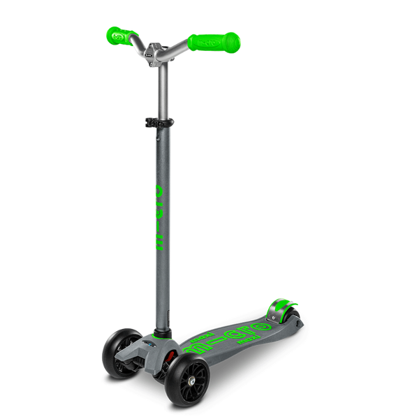 Micro Maxi Deluxe Pro Scooter - Grey