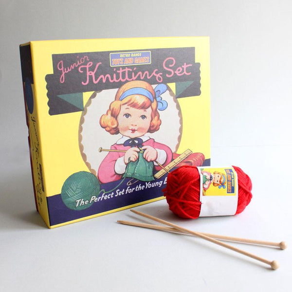 Junior Knitting Set