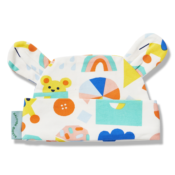 Halcyon Nights Lunar Baby Hat - Toy Box