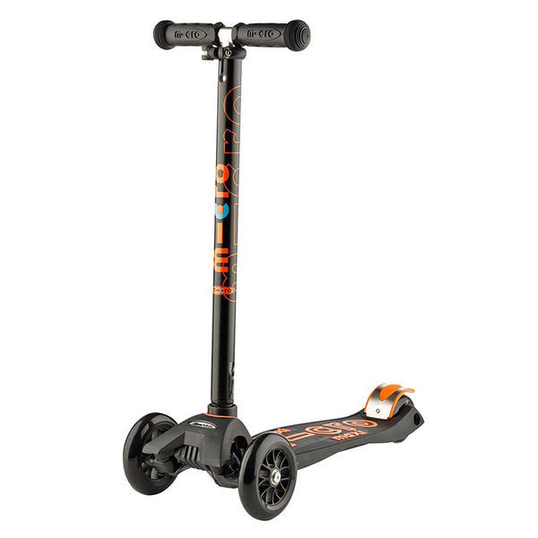 Micro Maxi Deluxe Scooter - Black