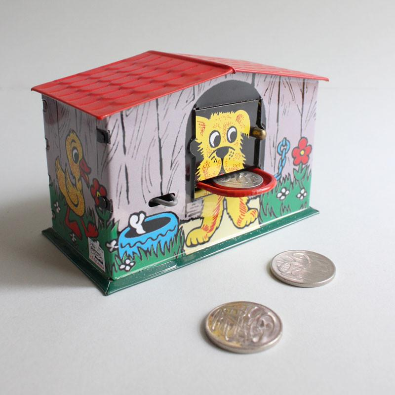 Dog Kennel Money Box - Shorties Childrens Store