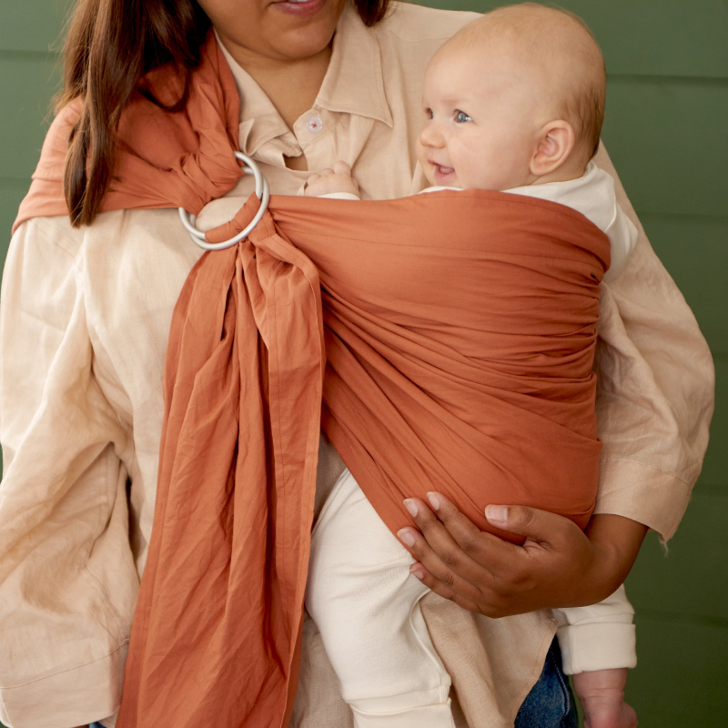 Nature Baby Sling - Copper