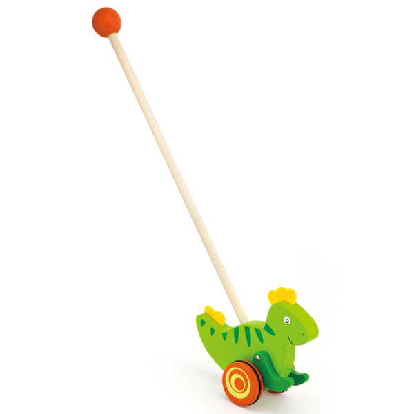 Viga Push Toy - Dinosaur