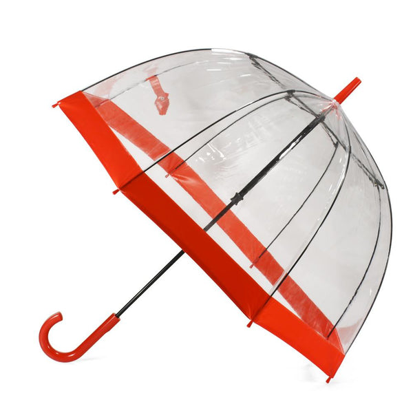 Clifton Birdcage Umbrella - Red - Shorties Childrens Store
