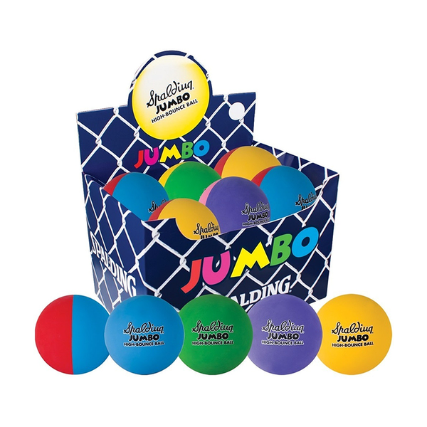 Spalding Crazy Jumbo High Bounce Balls