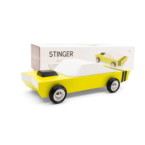 Candylab Wooden Car - Stinger