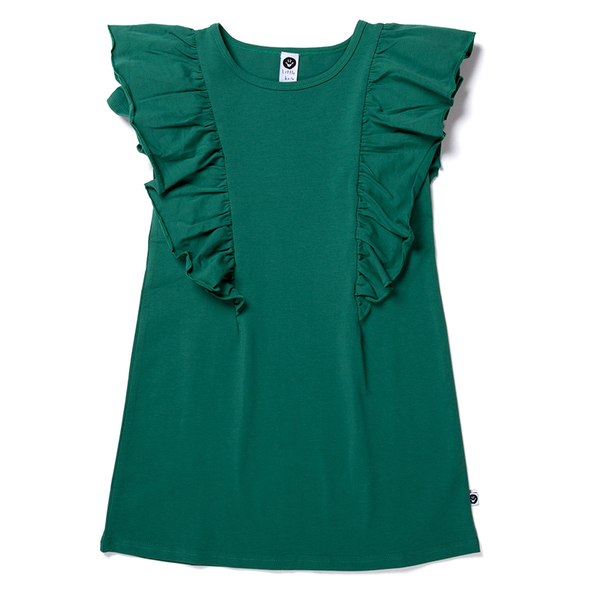 Littlehorn Coco Dress Green