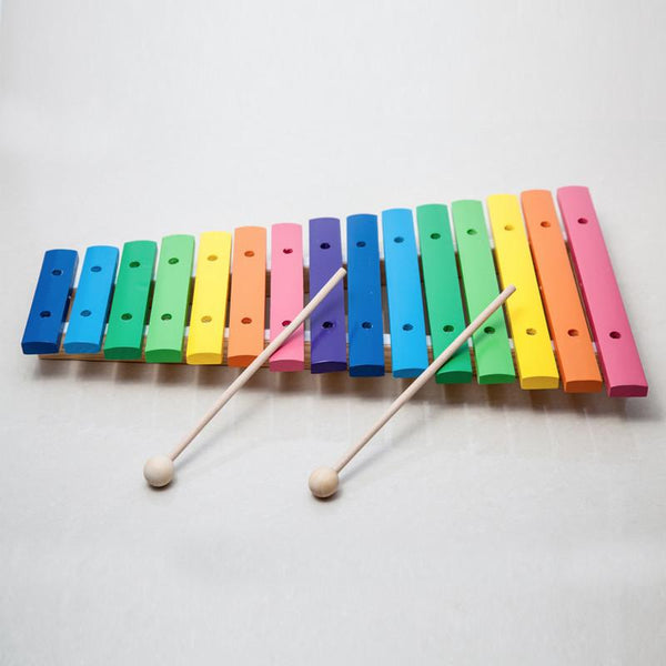 15 Note Large Wooden Xylophone