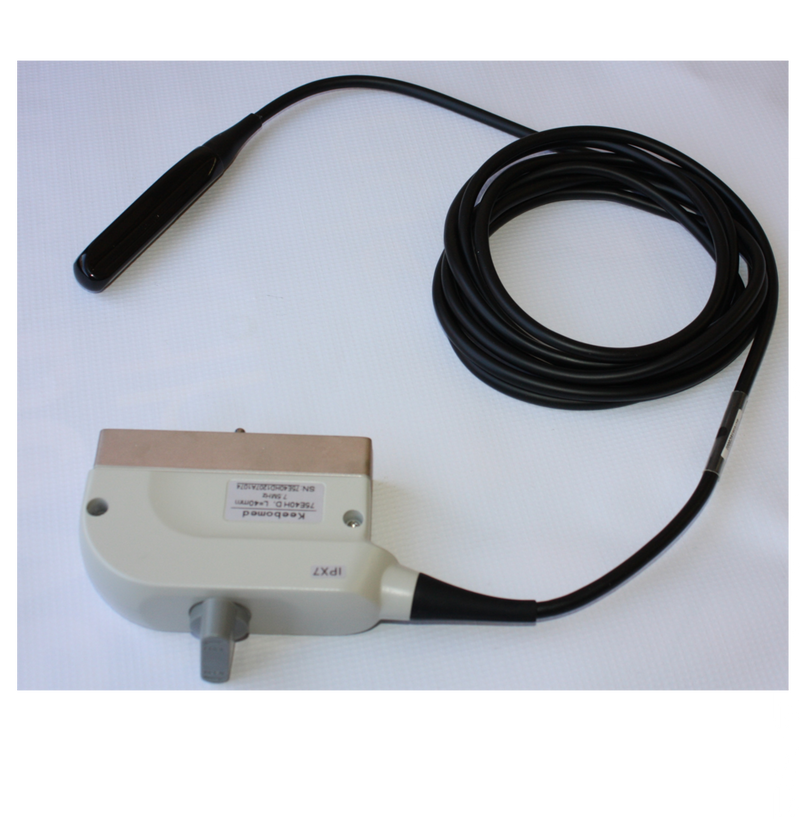 Landwind C40Vet Ultrasound Probes - Deals on Veterinary Ultrasounds  - 1
