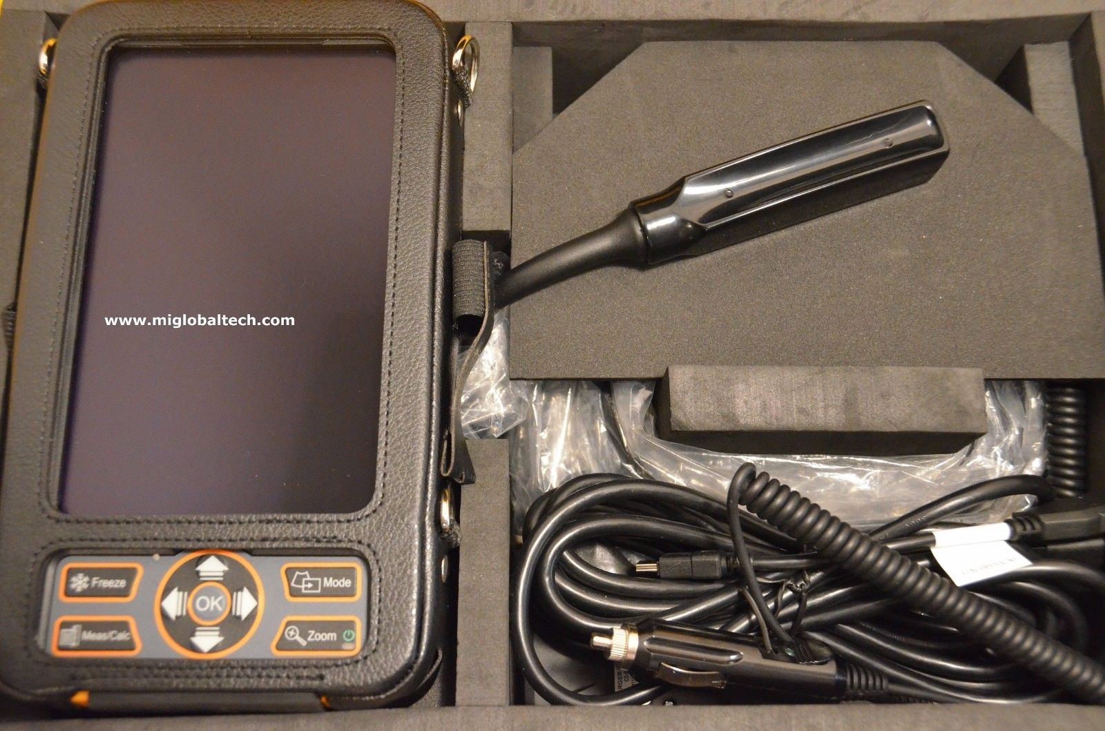 SIUI CTS-800 Veterinary Ultrasound with one Probe & Warranty