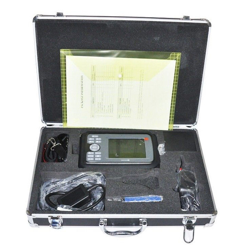 Vet 5.5'' Color Digital PalmSmart Ultrasound Scanner +Rectal Built-in 64 images
