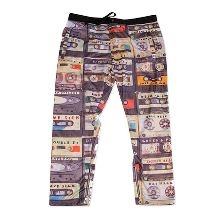 Mix Tape Track Joggers