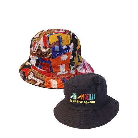 MMXIII Reversible Bucket Hat