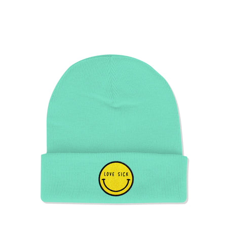 Smiley Mint Beanie