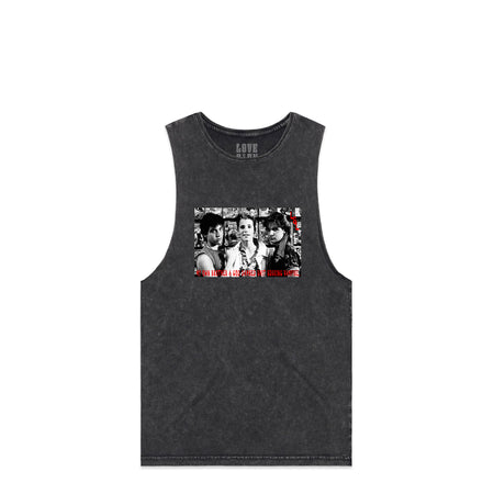Lost Boys Stone Wash Tank