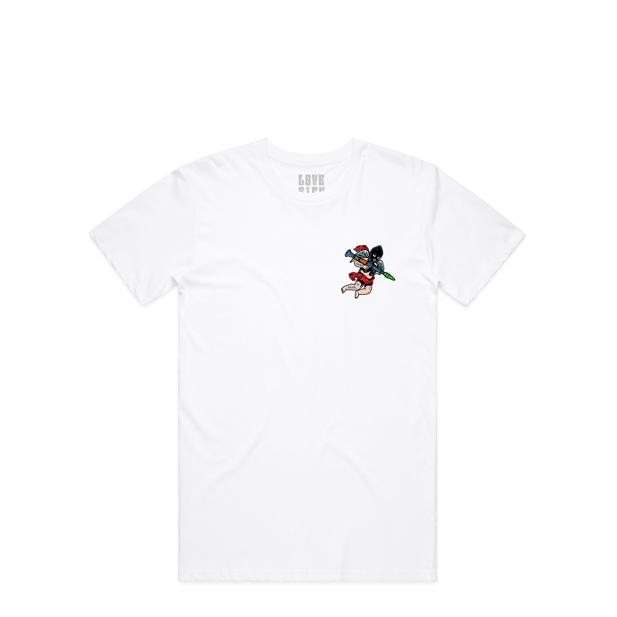Cupid 2020 White T-Shirt