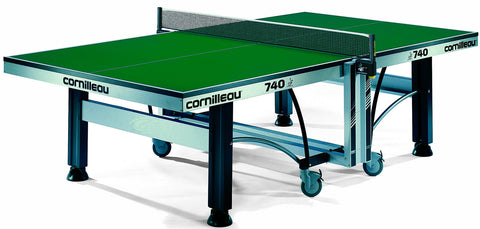 Cornilleau 740 Competition ITTF Rollaway Table Tennis Table