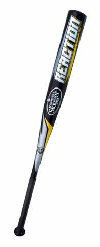 "Louisville Slugger Reaction Aluminium 34""Inch Softball Bat"