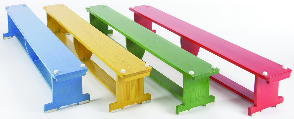 Activ Team Colours Balance Bench (Set of 4)