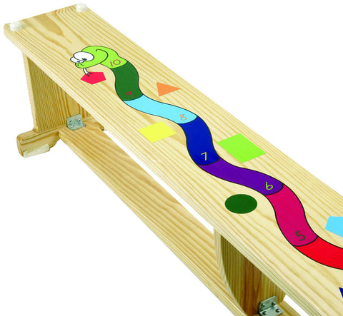 Activ Balance Bench (Snake Graphic)