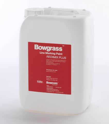Bowgrass Redimix Plus 10Lts Paint