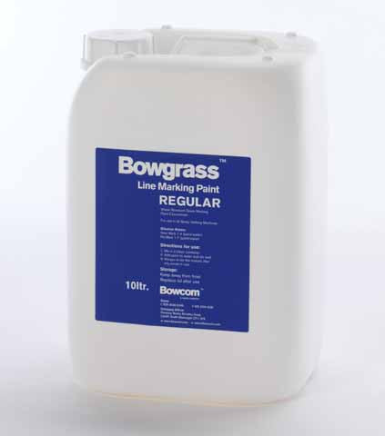 Bowgrass Regular 10Lts Paint