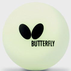 Butterfly Plastic Easy Play Table Tennis Ball