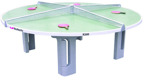 Butterfly R2000 Polymer Concrete Table Tennis Table