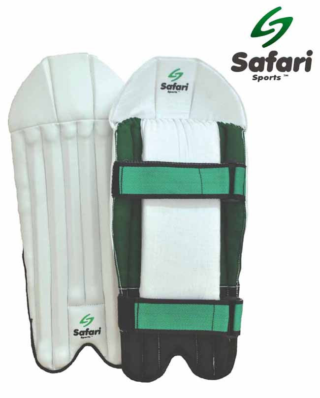 Safari Action Wicket Keeper Leg Guards