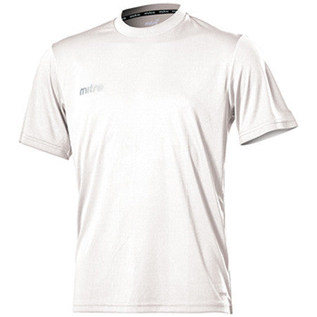 Mitre Camero Short Sleeve Football Jersey  (Adults)