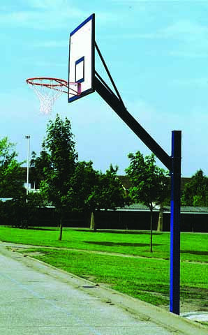 Cantilever Basketball Goals [Pair]