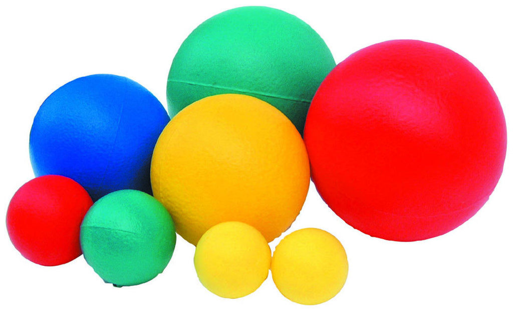 Safari PVC Coated Foam Ball (150mm)