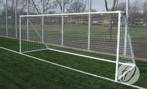 9-A-Side Heavy Duty Galvanised Goals