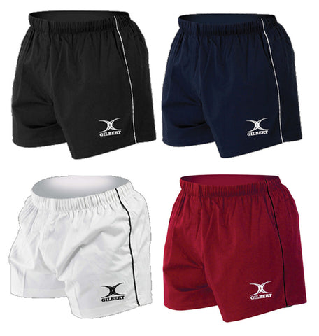 Gilbert Match Rugby Shorts