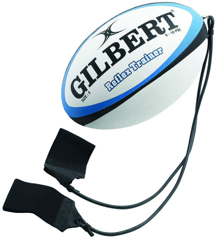Gilbert Reflex Catch Trainer Rugby Ball