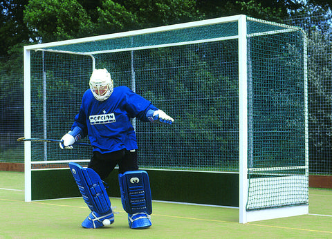 Heavy Duty Aluminium Freestanding Goals (Pair)