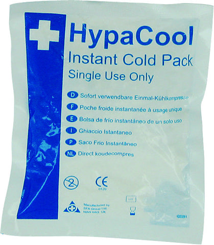 Hypacool Instant Cold Packs