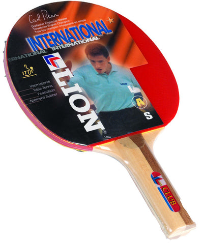 Lion Club Table Tennis Bat