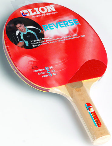 Lion Reverse Table Tennis Bat