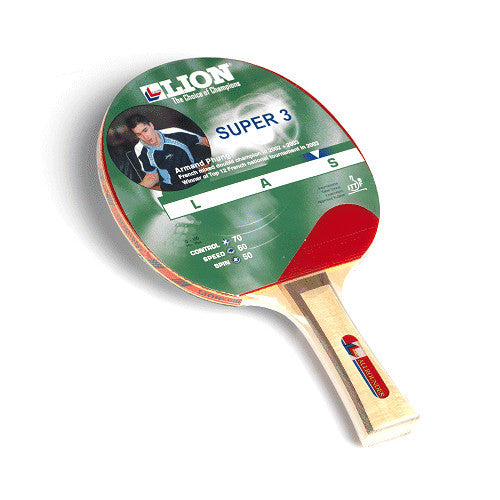Lion All Rounder Table Tennis Bat