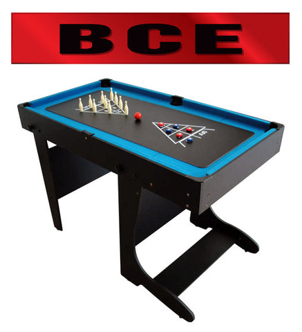 BCE 12 in 1 Multi Games Table (MG12-1F)