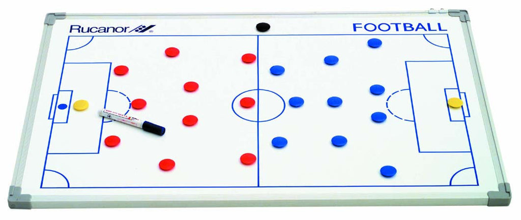 Magnetic Football Coach Whiteboard