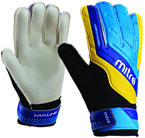 Mitre Magnetite Junior Goalkeeper Gloves