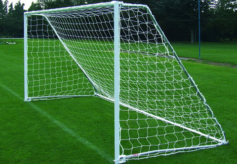 16' x 6' Folding Freestanding Steel Goals