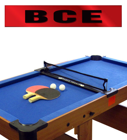 BCE Clifton Folding Pool Table (PT20)